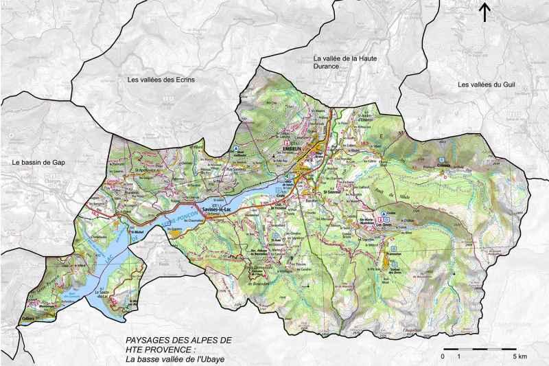 les-vallees-lac-serre-poncon